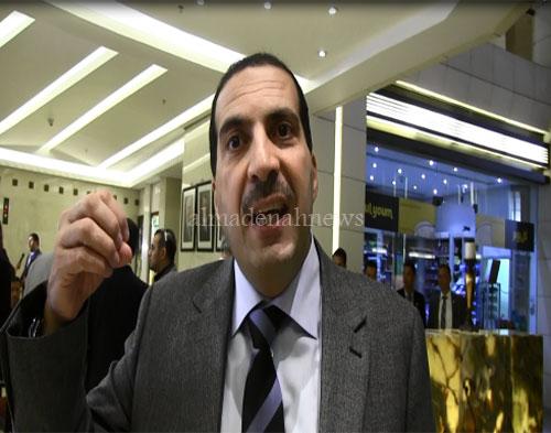 """عمرو خالد للمدينة نيوز : """" وا أسفا على يوسف """"  !"""