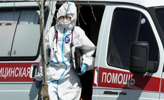 روسيا: 482 وفاة و23351 إصابة جديدة بكورونا