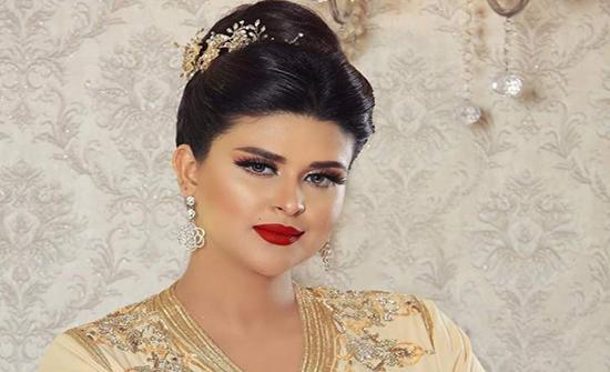 صورة : سلمى رشيد تنشر صورة لمولودها بالزي المغربي