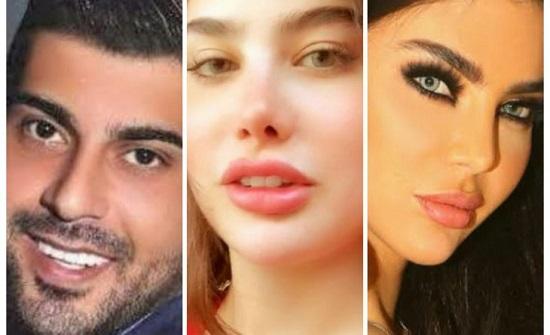 بعد اتهامهما باختطاف إنجي خوري.. توقيف الفنانة اللبنانية قمر