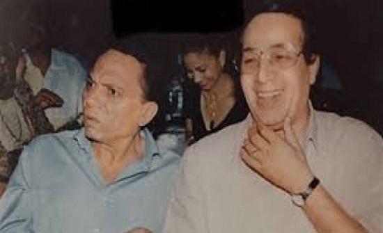 فيديو نادر.. عادل إمام ويونس شلبي وسعيد صالح في كواليس أحد الأفلام