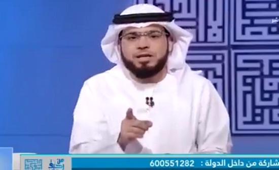 صفعة أخرى : قناة ابو ظبي توقف بث برنامج وسيم يوسف
