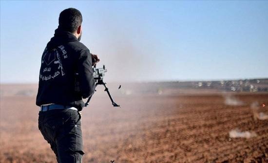 تدريبات عسكرية  امريكية للجيش السوري الحر في الاردن