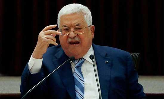الرئيس الفلسطيني: لا تغيير بشأن إجراءالانتخابات العامة الشهر المقبل