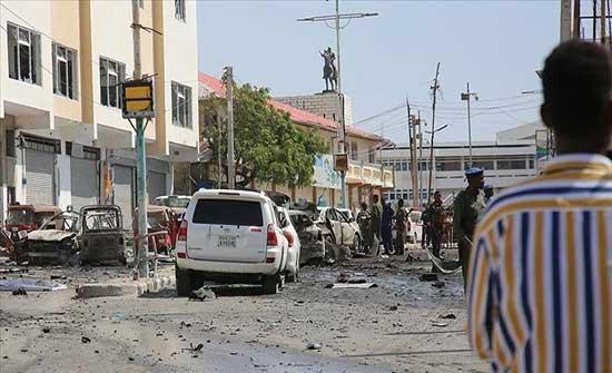 قتلى وجرحى في تفجير انتحاري يستهدف مقهى في مقديشو