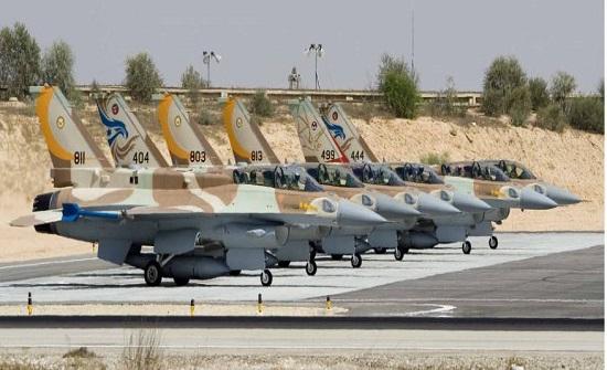 قائد سلاح الجو الإسرائيلي: مطاراتنا العسكرية كانت تحت تهديد صواريخ حماس