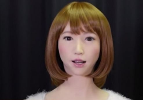 """إليك """"إريكا"""".. أول """"روبوت"""" تعمل كمذيعة أخبار (شاهد)"""