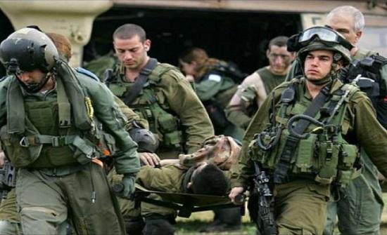 إصابة خطيرة لجندي إسرائيلي بانفجار لغم على ضفاف نهر الأردن