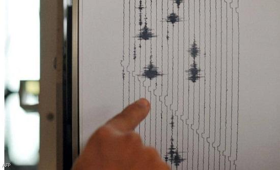 زلزال قوي يهز منطقة نياس بغرب إندونيسيا
