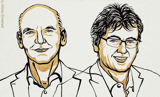 الأميركي ماكميلان والألماني ليست يفوزان بجائزة نوبل للكيمياء
