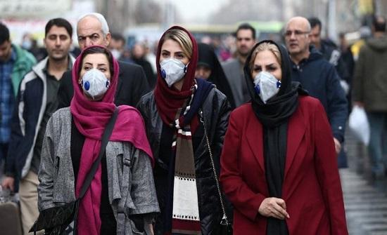 إيران: تسجيل 58 وفاة و 2180 إصابة جديدة بفيروس كورونا
