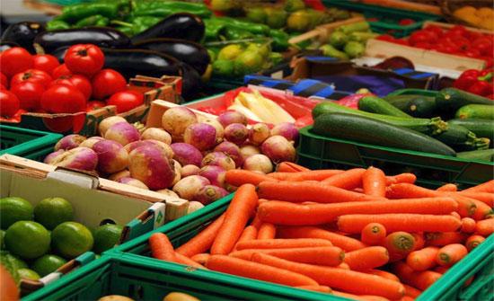 أسعار الخضار والفواكه ليوم الأحد