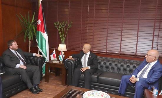 تجارة عمان تؤكد أهمية بناء علاقات اقتصادية مع بنما