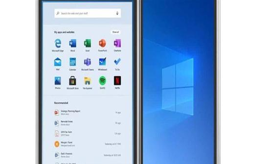 مايكروسوفت تجلب Windows 10X إلى الحواسيب المحمولة