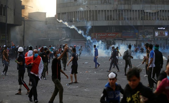 مصدر في الرئاسة العراقية: نرفض أي تدخل خارجي