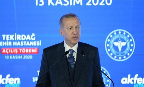 أردوغان: لا ينبغي التضحية بلقاح كورونا من أجل طموح الشركات