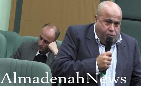 عطية يسأل الحكومة عن مشروع الناقل الوطني للمياه