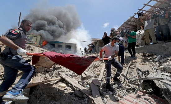 فلسطين: سنرفع شكوى للمحكمة الجنائية ضد إسرائيل لارتكابها جرائم حرب في غزة