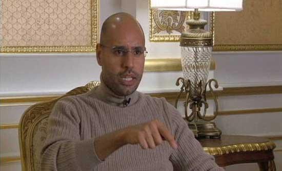 سيف الإسلام ينوي الترشح الى الانتخابات الرئاسية الليبية