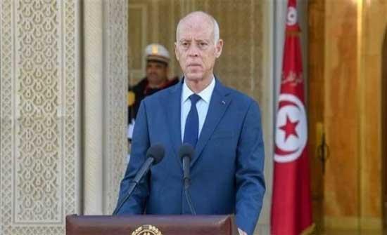 الرئيس التونسي: لا مجال للظلم أو الابتزاز أو مصادرة الأموال في البلاد