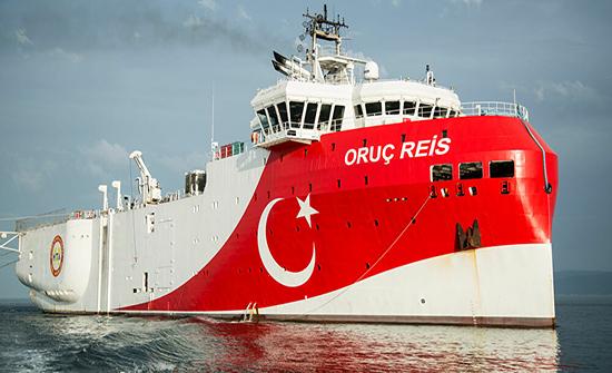 تركيا تستنكر اعتراض اليونان على استئناف التنقيب شرقي المتوسط
