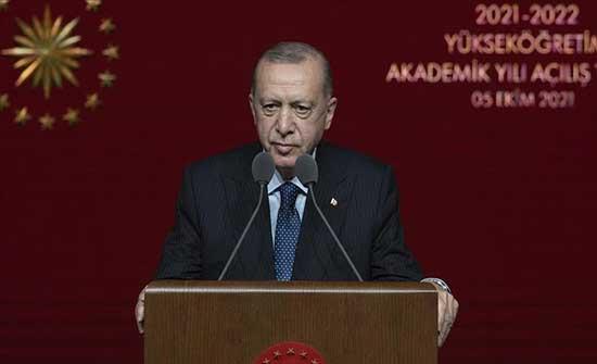 الرئيس أردوغان: الهيمنة الغربية انتهت ونظام دولي جديد يتشكل