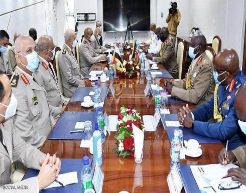 تفاصيل زيارة قائد الجيش المصري لكينيا ورواندا