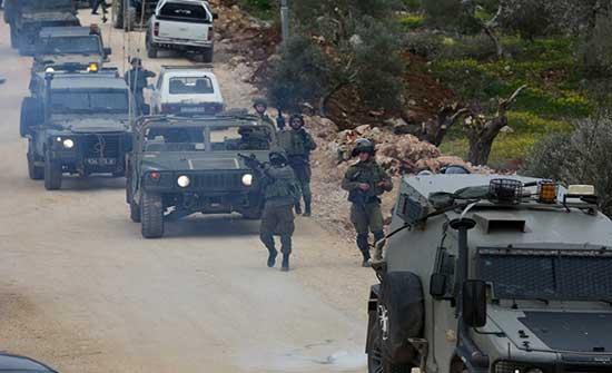 مواجهات بالضفة بجمعة النفير.. ودهس فلسطيني بالقدس