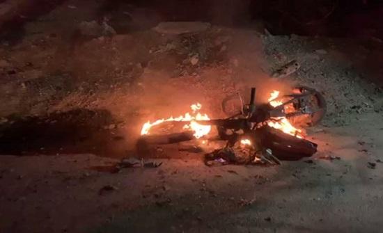 قتيل وإصابات بانفجار دراجة مفخخة في تل أبيض السورية
