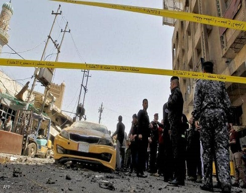 قتلى بانفجار داخل مطعم مزدحم في بغداد