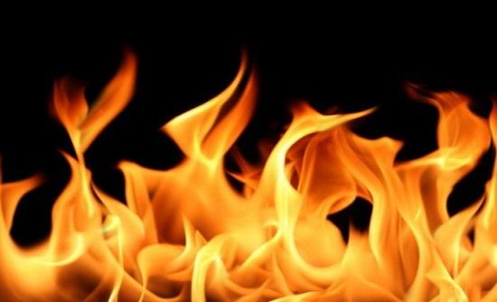 وفاتان و6 إصابات بحريق منزل في جرش