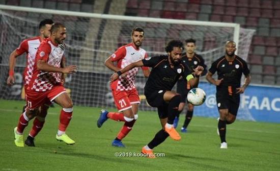 """الشباب السعودي يتعادل مع """"أسود غمدان"""" ويخطف بطاقة التأهل"""