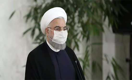 """روحاني يناقش مع وزير خارجية الصين مواجهة """"الأطماع الأمريكية"""""""