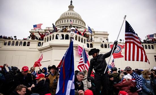 استقالة وزيرة التعليم الأمريكية احتجاجا على اقتحام أنصار ترامب مبنى الكونجرس