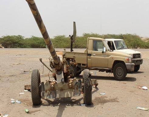 الجيش اليمني: نبعد كيلومترات قليلة عن مركز البيضاء