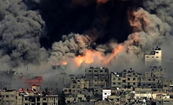 ملتقى الأعمال الفلسطيني الأردني يستنكر العدوان الإسرائيلي على الشعب الفلسطيني