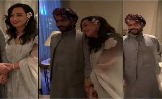 حقيقة فيديو متداول لزواج سيدة سعودية تملك 8 مليار دولار من سائقها الباكستاني!