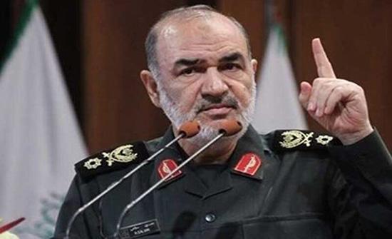 قائد الحرس الثوري: أي تحرك عدواني ضدنا سيقابل برد عسكري حاسم