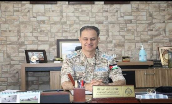 إرادة ملكية بتعيين العميد الطيار محمد حياصات قائداً لسلاح الجو الملكي