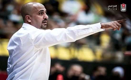 منتخب السلة يعين الصوص مديرا فنيا للمنتخب الوطني