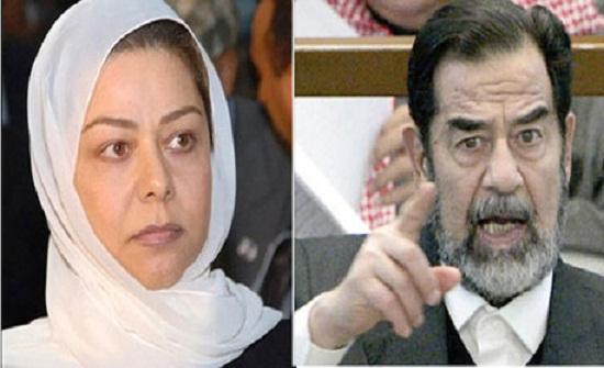 بالفيديو  .. رغد صدام حسين : انا لا اقيم في الأردن حالياً .. وسأقاضي من يسئ إلي