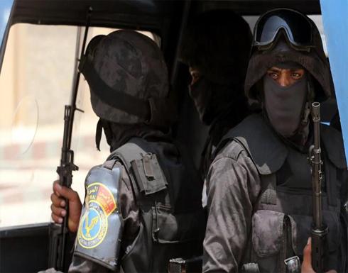 مقتل عنصرين إرهابيين في تبادل لإطلاق النار مع قوات الأمن المصرية