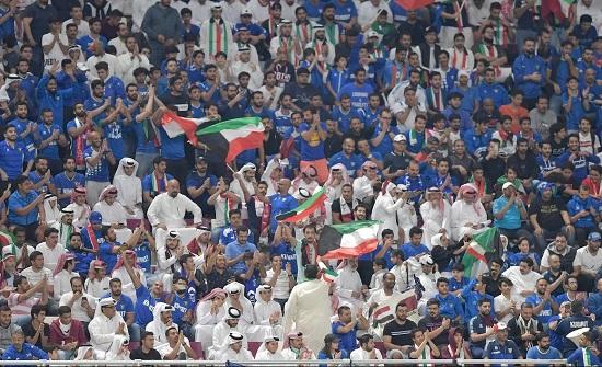 الكويت تسمح للجماهير الرياضية بدخول الملاعب