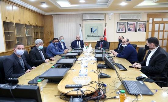 اتفاقية تعاون بين جامعة الحسين بن طلال ونقابة المهندسين الاردنيين