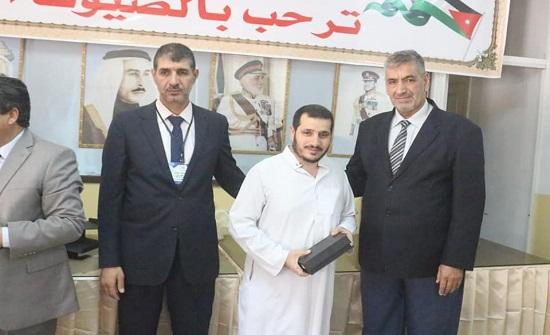 يالصور : احتفال بتكريم المعلمين المتقاعدين من مدارس الصريح