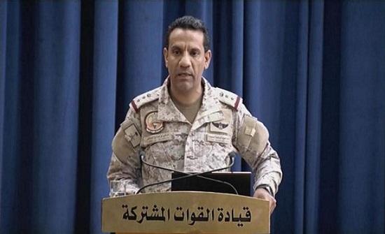 قوات التحالف تعيد انتشارها بقيادة السعودية في عدن