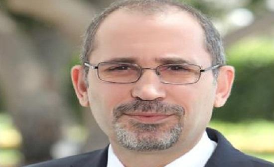 الصفدي يؤكد الشراكة القائمة بين الأردن والاتحاد الأوروبي