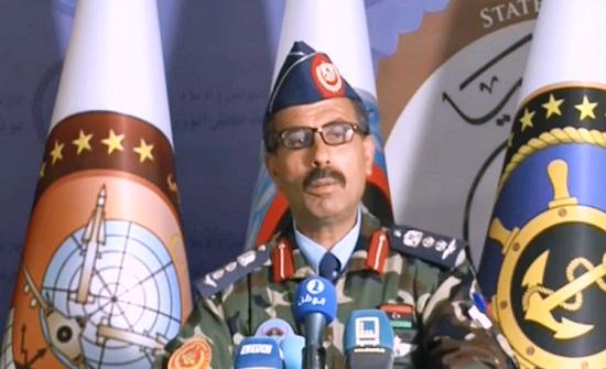 قنونو: حفتر خرق دعوة الأمم المتحدة لوقف العدوان لمواجهة «كورونا»
