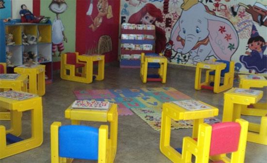 موظفات مديرية تنمية معان يطالبن بتشغيل حضانة الاطفال في مؤسستهن