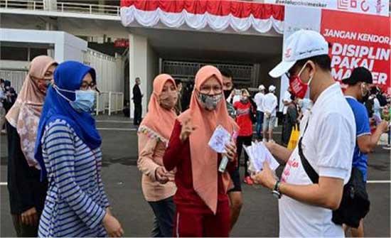 إندونيسيا تشدد القيود لاحتواء تفشي كورونا